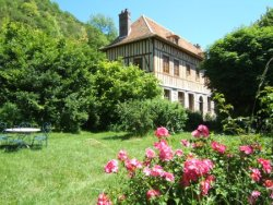giverny france hermitage bed breakfast vernon